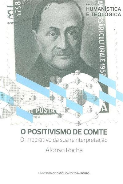 O positivismo de Comte (Afonso Rocha)