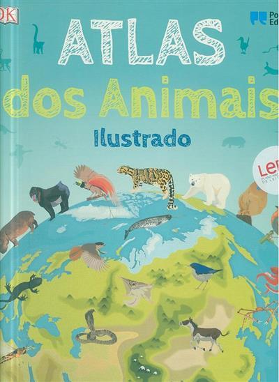 Atlas dos animais (Jamie Ambrose)
