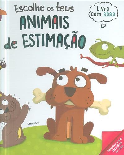 Escolhe os teus animais de estimação (Carla Nieto Martínez)