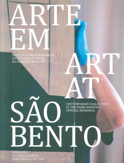 Arte em São Bento (textos António Costa... [et al.])