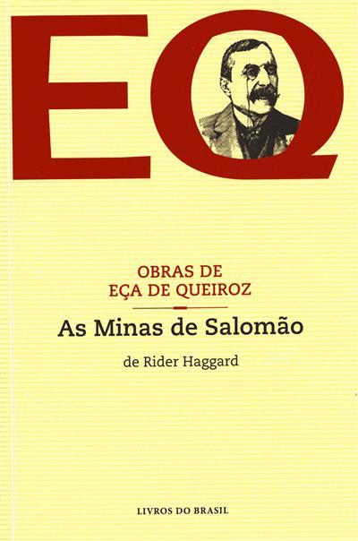 As minas de Salomão (Rider Haggard)