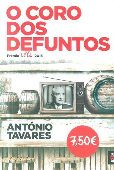 O coro dos defuntos (António Tavares)