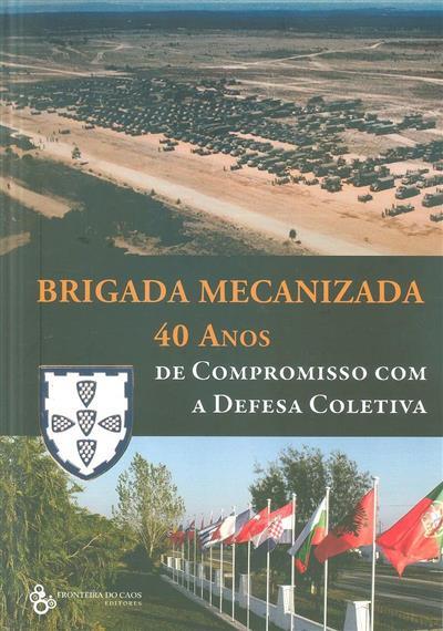 Brigada mecanizada (João Barros... [et al.])