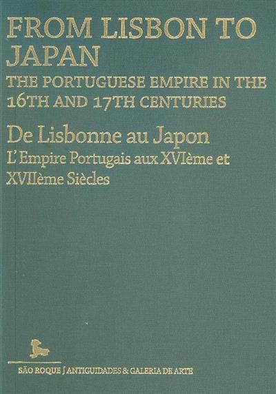 From Lisbon to Japan (compil., org. Mário Roque... [et al.])