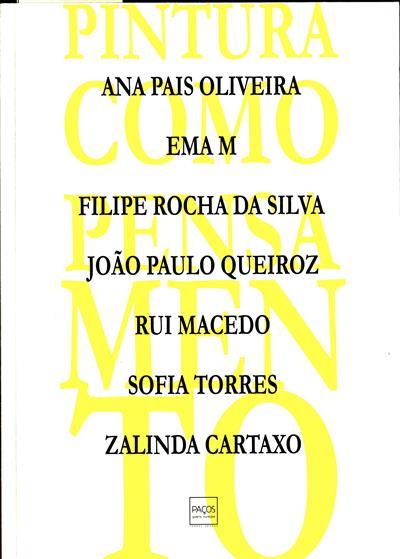 Pintura como pensamento (coord. António Quadros Ferreira)
