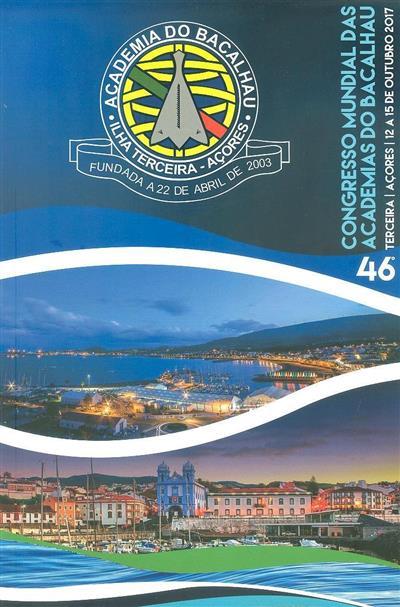 46º Congresso Mundial das Academias do Bacalhau