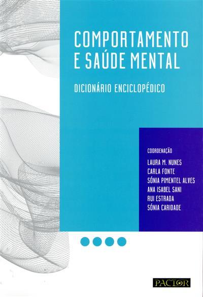 Comportamento e saúde mental (coord. Laura M. Nunes... [et al.])