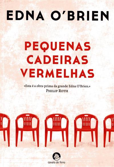 Pequenas cadeiras vermelhas (Edna O'Brien)