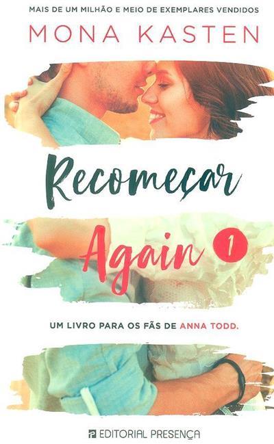 Recomeçar again (Mona Kasten)