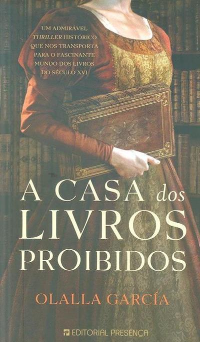 A casa dos livros proibidos (Olalla García)