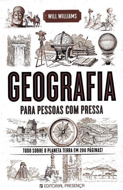 Geografia para pessoas com pressa (Will Williams)