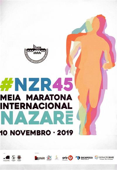 Meia Maratona internacional da Nazaré (colab. Daniel Freire... [et al.])
