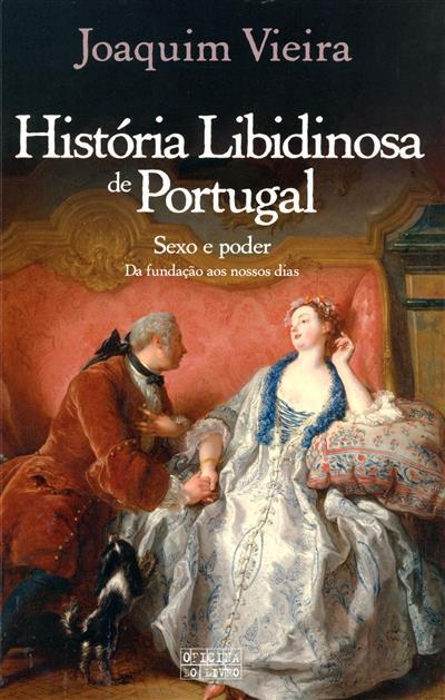 História libidinosa de Portugal (Joaquim Vieira)