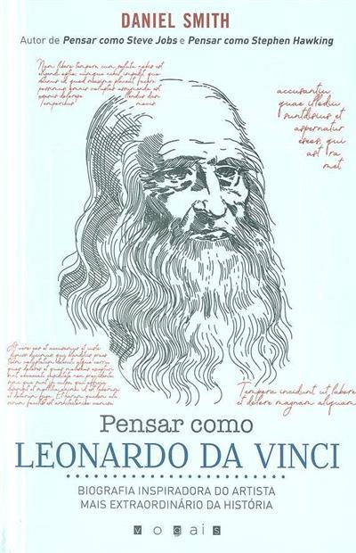 Pensar como Leonardo da Vinci (Daniel Smith)