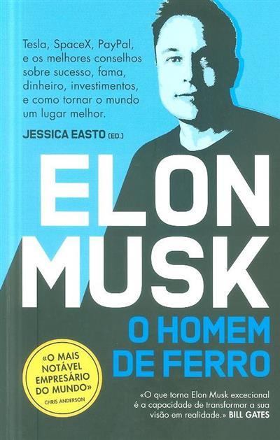 Elon Musk (Jessica Easto)