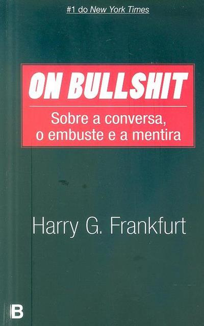 On bullshit