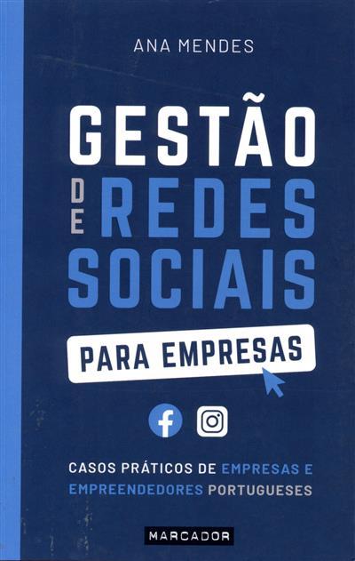 Gestão de redes sociais para empresas (Ana Mendes)