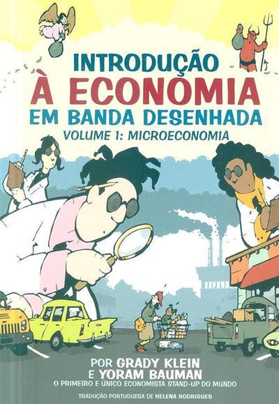 Microeconomia (Grady Klein, Yoram Bauman)