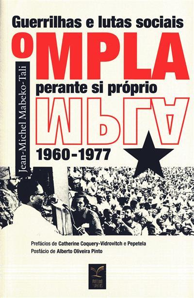 Guerrilhas e lutas sociais (Jean-Michel Mabeko-Tali)