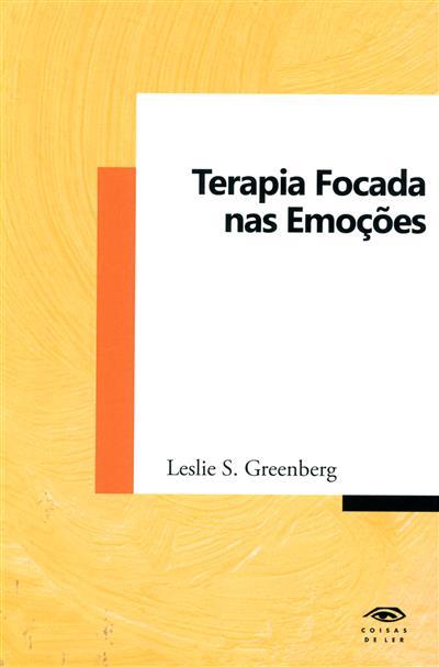 Terapia focada nas emoções (Leslie S. Greenberg)