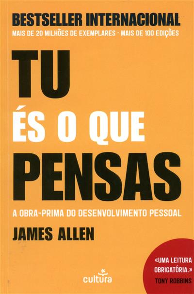 Tu és o que pensas