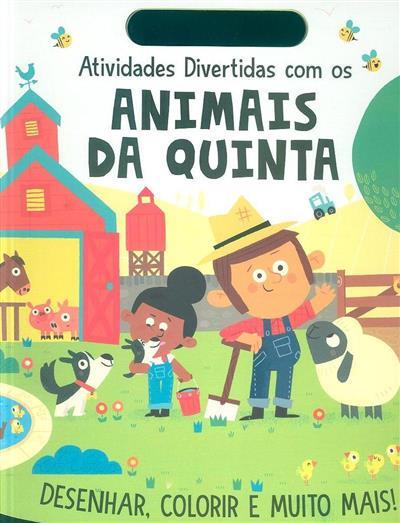 Atividades divertidas com os animais da quinta (Emma Munro Smith)