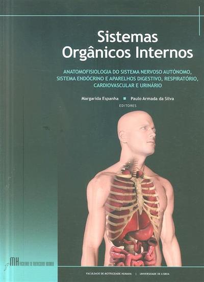 Sistemas orgânicos internos (Paulo Armada da Silva... [et al.])