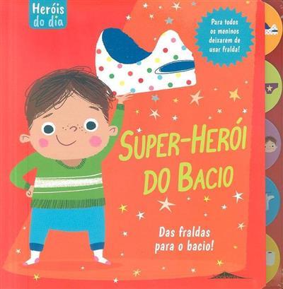 Super-herói do bacio (Fiona Munro)