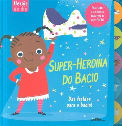 Super-heroína do bacio (Fiona Munro)