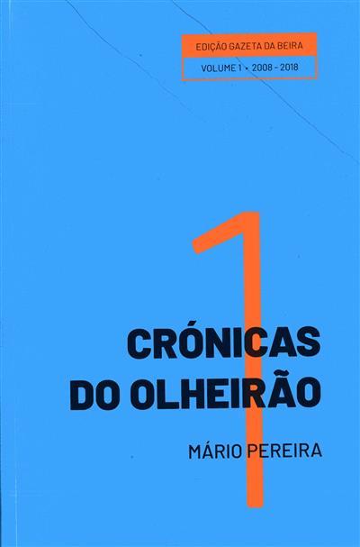 Crónicas de olheirão (Mário Pereira)