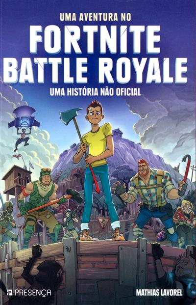 Uma aventura no Fortnite Battle Royale