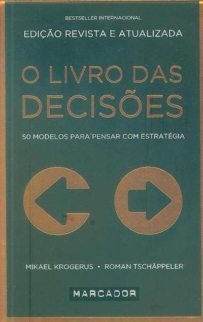 O livro das decisões (Mikael Krogerus, Roman Tschäppeler)