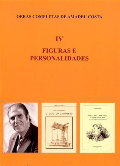 Figuras e personalidades (Amadeu Costa)