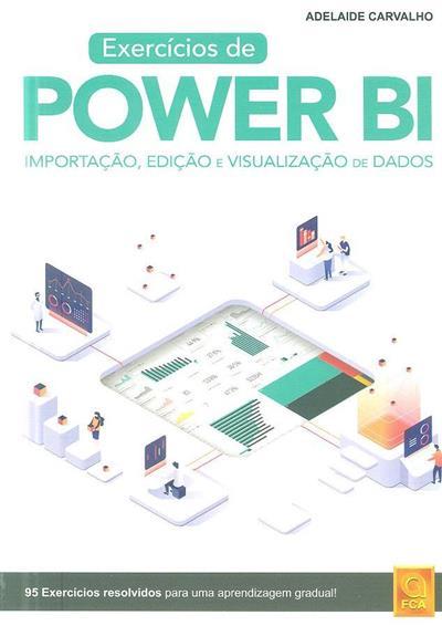 Exercícios de power BI (Adelaide Carvalho)