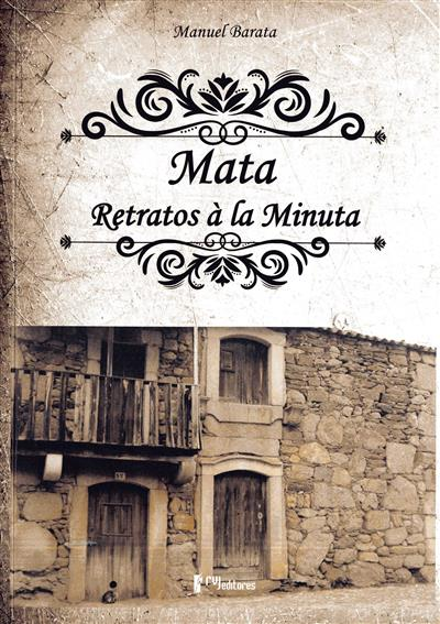 Mata, retratos à la minuta (Manuel Barata)