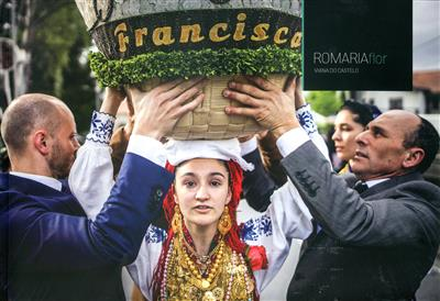 Romaria, flor (fot. Gonçalo Delgado, Humberto Barbosa)