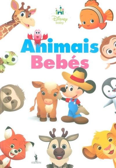 Animais bebés (trad. Rita Almeida Simões)