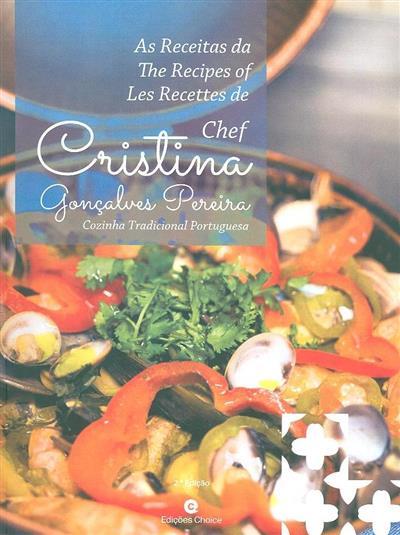 As receitas da... (Cristina Gonçalves Pereira)