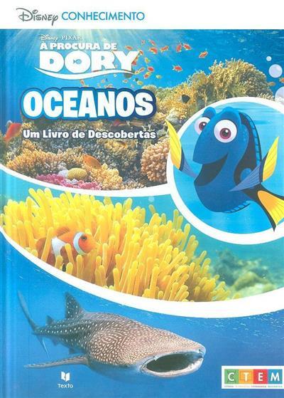 Oceanos,  um livro de descobertas (Paul Dichter)