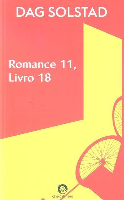 Romance 11, livro 18 (Dag Solstad)