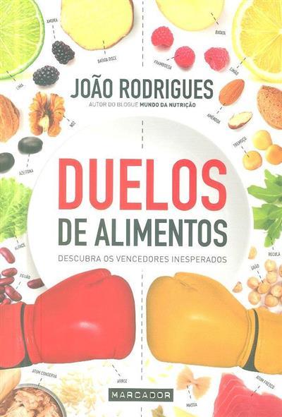 Duelos de alimentos (João Rodrigues)