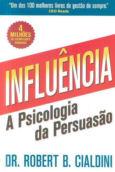 Influência (Robert B. Cialdini)