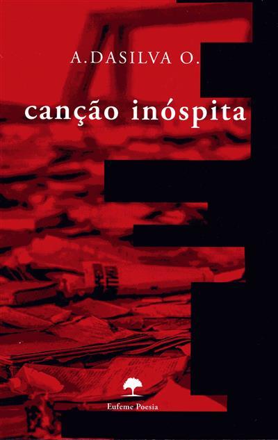 Canção inóspita (A. DaSilva O.)