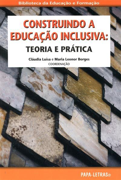 Construindo a educação inclusiva (Adriana Cavaco... [et al.])