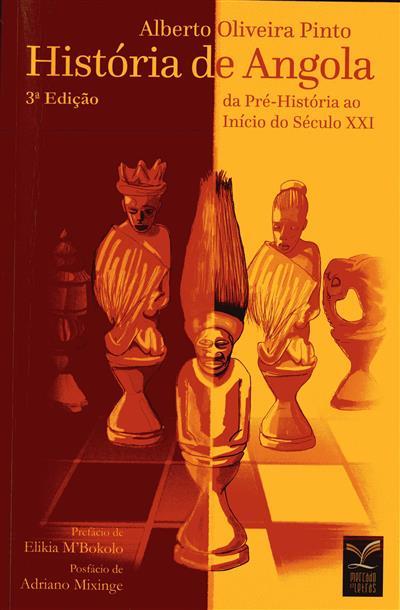 História de Angola, da pré-história ao início do século XXI (Alberto Oliveira Pinto)