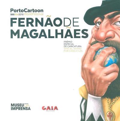 Fernão de Magalhães (XXI World Festival Porto Cartoon)