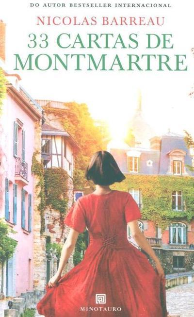 33 cartas de Montmartre (Nicolas Barreau)