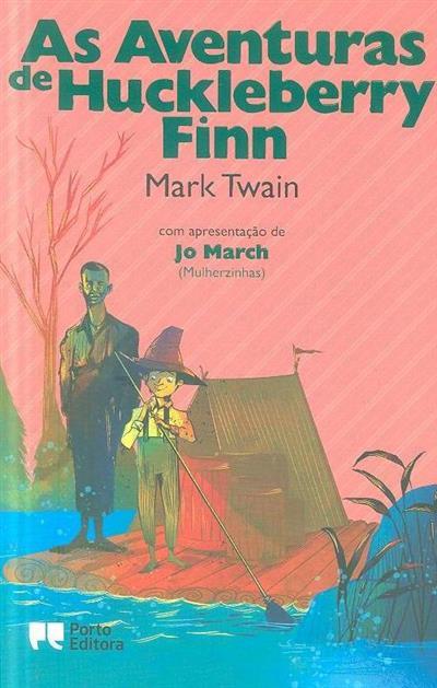As aventuras de Huckleberry Finn (Mark Twain)
