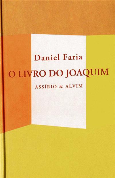 O livro do Joaquim (Daniel Faria)
