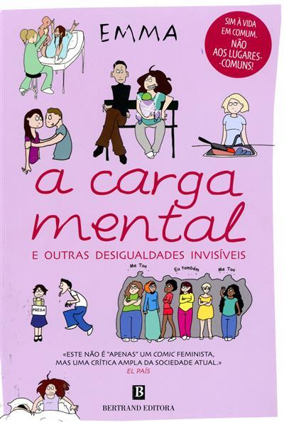 A carga mental e outras desigualdades invisíveis (Emma)